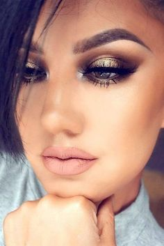 Cute Smokey Eye Makeup Ideas picture 3