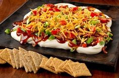 Get the party going with this Barbecue Bacon Party Spread video from My Food and Family. Enjoy great dipping sauces with this Barbecue Bacon Party Spread. Kraft Foods, Kraft Recipes, Bacon Dip, Bbq Bacon, Best Appetizers, Appetizer Recipes, Party Appetizers, Party Recipes, Appetizer Ideas