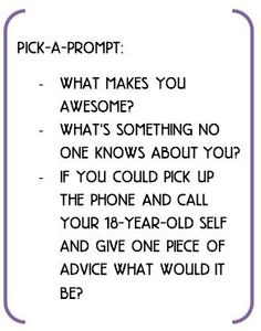 Pick-a-Prompt