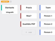 Dribbble - Sexy Sitemap 3 by Timo Nagel