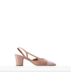 The Spring-Summer 2017 Shoes collection on the CHANEL official website