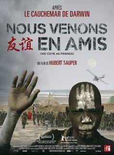 Nous venons en amis est un film de Hubert Sauper avec . Synopsis : Après Le cauchemar de Darwin, Hubert Sauper nous embarque dans une vertigineuse aventure au coeur du plus grand pays d'Afrique. Divisé en deux nations