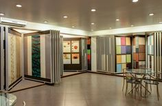 Interior of our retail outlet in Bangalore