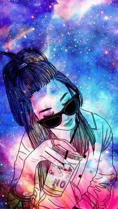 Coool..... Galaxy girrrlllll