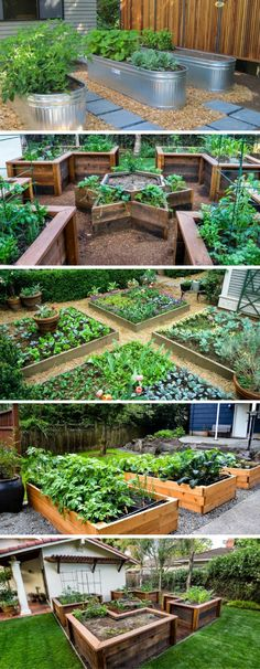 Grow Your Vegetables in Raised Garden Beds - 14 Ideas!