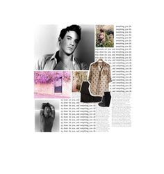 """Jonathan Rhys-Meyers"" by sweetcandice ❤ liked on Polyvore featuring TIBI, Gareth Pugh, women's clothing, women, female, woman, misses, juniors and jonathan rhys-meyers"