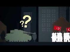 Darbe Gecesini Anlatan Çok Güzel Bir Animasyon - Milli Zafer Çizgi Filmi :)