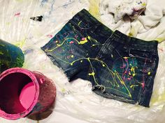 #Designer #denim. #DeepInPaint #WearableArt #DIP http://www.deepinpaint.com/