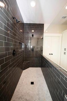 Dream House Plans, Dream Houses, Tile Floor, Bathtub, Home, Design, Decor, Bathrooms, Future