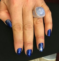 DEEPLY BLUE BY BRONZALLURE Milano .... So cool...