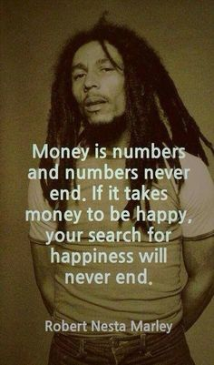 money quote - bob marley