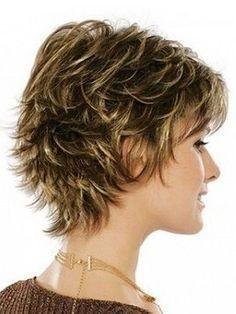 30 Best Variations Of Short Shag Haircuts For Your Distinctive Style - Aktuelle Damen Frisuren Short Hairstyles Over 50, Short Shag Hairstyles, Short Layered Haircuts, Easy Hairstyles, Bob Hairstyle, Hairstyle Names, Hairstyles 2018, Beautiful Hairstyles, Haircuts For Over 50