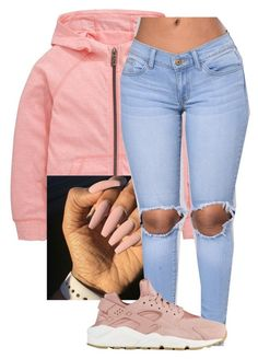 """""""Untitled #24"""" by jordyghicks on Polyvore featuring NIKE"""