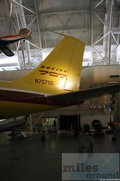- Check more at https://www.miles-around.de/nordamerika/usa/washington-d-c/washington-d-c-sehenswuerdigkeiten-im-regen/,  #Aviation #Museum #StevenUdvarHazyCenter #Washington #WashingtonD.C.
