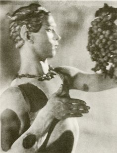The mesmerizing Vaslav Nijinsky as the Faun in the ballet 'The Afternoon of the Faun ,' choreographed by Nijonsky himself for the Ballets Russes and first performed in the Théâtre du Châtelet in Paris on 29 May 1912. As its score it used the Prélude à l'après-midi d'un faune by Claude Debussy .: Youtube : https://www.youtube.com/watch?v=Vxs8MrPZUIg --------------------------------------------------------- Vaslav Nijinsky - Unique Footage - YouTube https://www.youtube.com/watch?v=bHeDtmcaVgQ