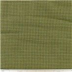 CCW7-19- Sage Rustic Woven Check Fabric