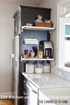 DIY Kitchen Ideas an