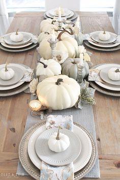Fall Table Settings, Thanksgiving Table Settings, Thanksgiving Tablescapes, Holiday Tables, Thanksgiving Decorations, Seasonal Decor, Diy Thanksgiving, Place Settings, Holiday Decor