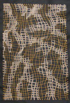 Aboriginal Artwork by Tammy Matthews Sold through Coolabah Art on eBay