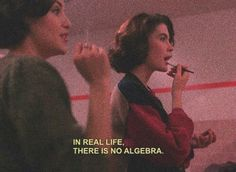 In real life, there is no algebra. The Words, Provocateur, Movie Lines, Film Quotes, My Mood, Quote Aesthetic, Mood Quotes, Shut Up Quotes, Woman Quotes
