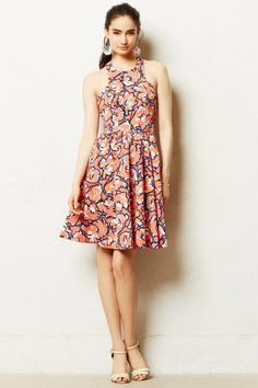 Rosewater Dress, how would you accessorize this? http://keep.com/rosewater-dress-by-greatbritton/k/021tgEgBPr/