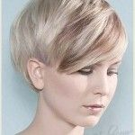Simple Short Haircuts for Women Picture