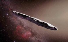 Space Mystery Some Believe Mysterious Asteroid May Actually Be a Space Probe