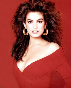 Cindy Crawford 1993 photographed by Scavullo. Read and see more at http://www.marybhetz.com/blog---gems-of-wisdom
