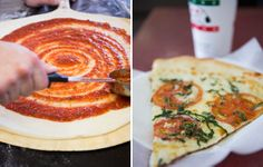 Hillcrest's Bronx Pizza is the gold standard for New York-style pizza in San Diego. #SDMPizza