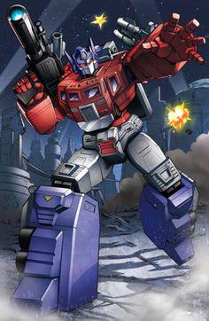 Powermaster Optimus Prime by Dan-the-artguy on DeviantArt