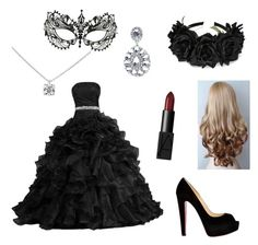 """""""Masquerade outfit!"""" by blazingwolf1804 on Polyvore"""