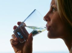 Drink 8 to 10 glasses of water every day as it flushes toxins from the body thereby boosting the metabolism of the body.
