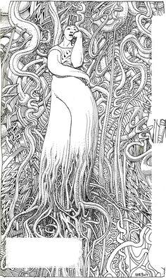 Moebius - Sketchbook