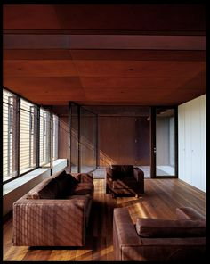 Glenburn, Australia Glenburn House Sean Godsell Architects