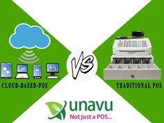 Which type of system you should choose? What is a cloud based #pointofsale system and how it is different from a traditional point of sale system?  Cloud Based #POS vs Traditional #POS Lets see here:http://unavuapp.com/blog/cloud-based-pos-vs-traditional-pos