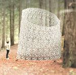 Echoviren — A 3D Printed Sculpture of Size, Style & Natural Substance
