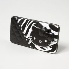 Hello Kitty Zebra Hardcase Wallet