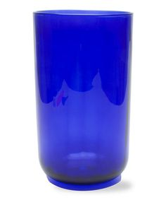 Take a look at this Tall Cobalt Hurricane Candleholder by tag on #zulily today!