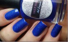 [BlueFriday] Daily Hues–Selina Swatch, Nail Polish, Nails, Beauty, Finger Nails, Ongles, Nail, Beauty Illustration, Finger Nail Painting