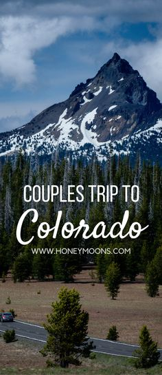 Colorado cloaks your honeymoon in some of the most beautiful scenery in the USA. Couples who love an active life in the Great Outdoors consider it paradise. Click through to find out tips and advice for honeymooning in Colorado from where to go, what to drink (hint: craft beer), and what to do.