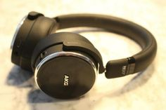 Hands On: AKG N60NC Wireless Headphones | Sound & Vision