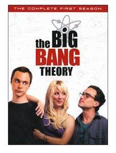 The Big Bang Theory Season 1, 2, 3, or 4 on DVD for $7.99, Season 5 for $8.99