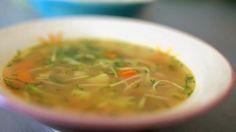 Beatos virtuvė. Raugintų agurkų sriuba