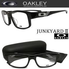 c2dab26b7ae6a glasspapa  ( OAKLEY ) Oakley eyeglass frames (size Oakley junk yard 2  eyeglasses - Purchase now to accumulate reedemable points!