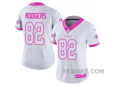 http://www.yesnike.com/big-discount-66-off-womens-nike-green-bay-packers-82-richard-rodgers-white-pink-stitched-nfl-limited-rush-fashion-jersey.html BIG DISCOUNT ! 66% OFF ! WOMEN'S NIKE GREEN BAY PACKERS #82 RICHARD RODGERS WHITE PINK STITCHED NFL LIMITED RUSH FASHION JERSEY Only $26.00 , Free Shipping!