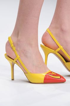 Moschino FW 2014-15 shoes