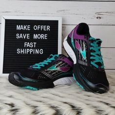 uk availability 447dc 3440b (Advertisement)eBay- Brooks Ghost 9 Sz 10 AMAZING CONDITION Women s Sneaker  Shoes
