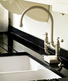 Traditional kitchen taps by Perrin & Rowe for The English Tapware ...