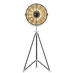 Studio 51 Tripod Floor Lamp | Venetia Studium at Lightology