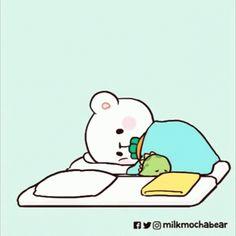 Cute Cartoon Pictures, Cute Love Cartoons, Cute Images, Calin Gif, Cute Emoji Combinations, Bear Gif, Hug Gif, Cute Bear Drawings, Cute Love Stories